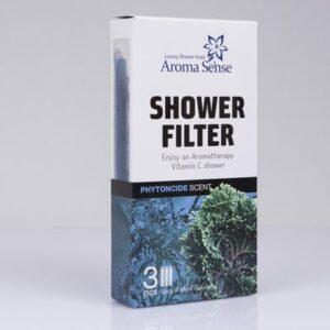 Phytoncide Sademetsä aromi aroma sense suihkupää