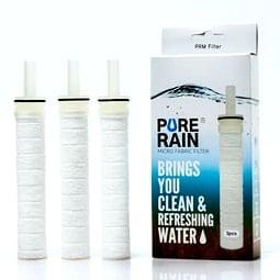 Pure Raint tehosuodattimet Aroma Sense suihkuun