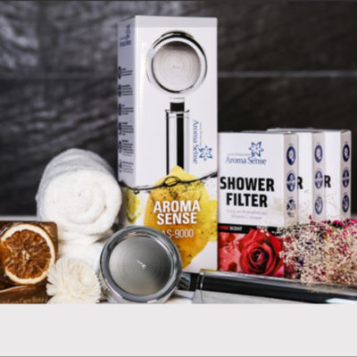 Aroma Sense AS-9000 high pressure shower head
