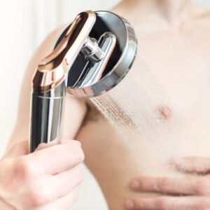 AS-Prestige Aroma Sense high pressure vitamin C shower male in shower